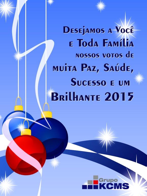 KCMS - Natal 2014