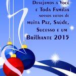 Feliz Natal e um Excelente 2015 !!