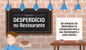 Como reduzir o desperdício no restaurante