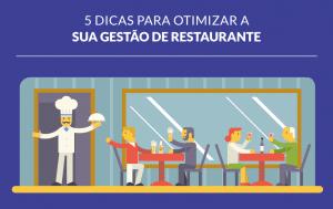 E-book - 5 Dicas para Otimizar a Gestao de Restaurante