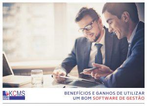 E-book Beneficios Software de Gestão