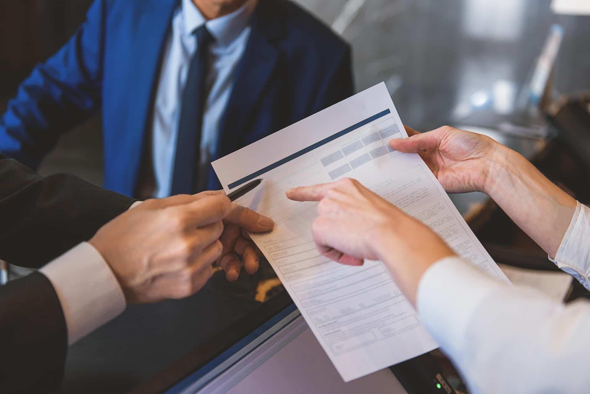 regras e legislação sobre demissão