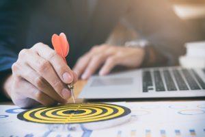 planejar metas de crescimento