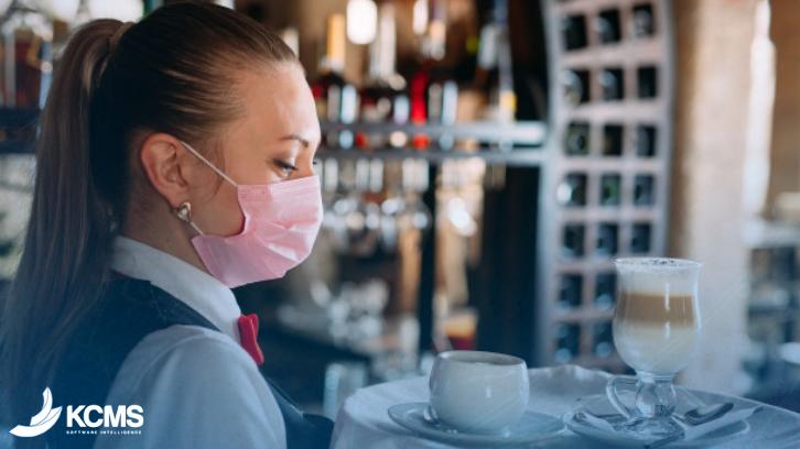 Segurança no trabalho durante a pandemia: veja as dicas para garçons
