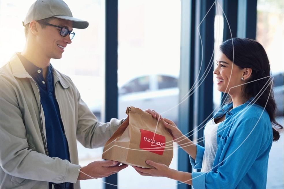 Investir na venda de comida por delivery