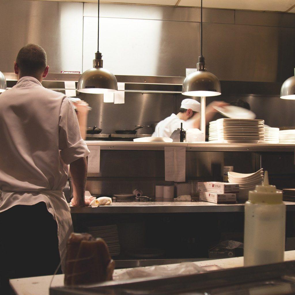 Preparar os funcionários do restaurante