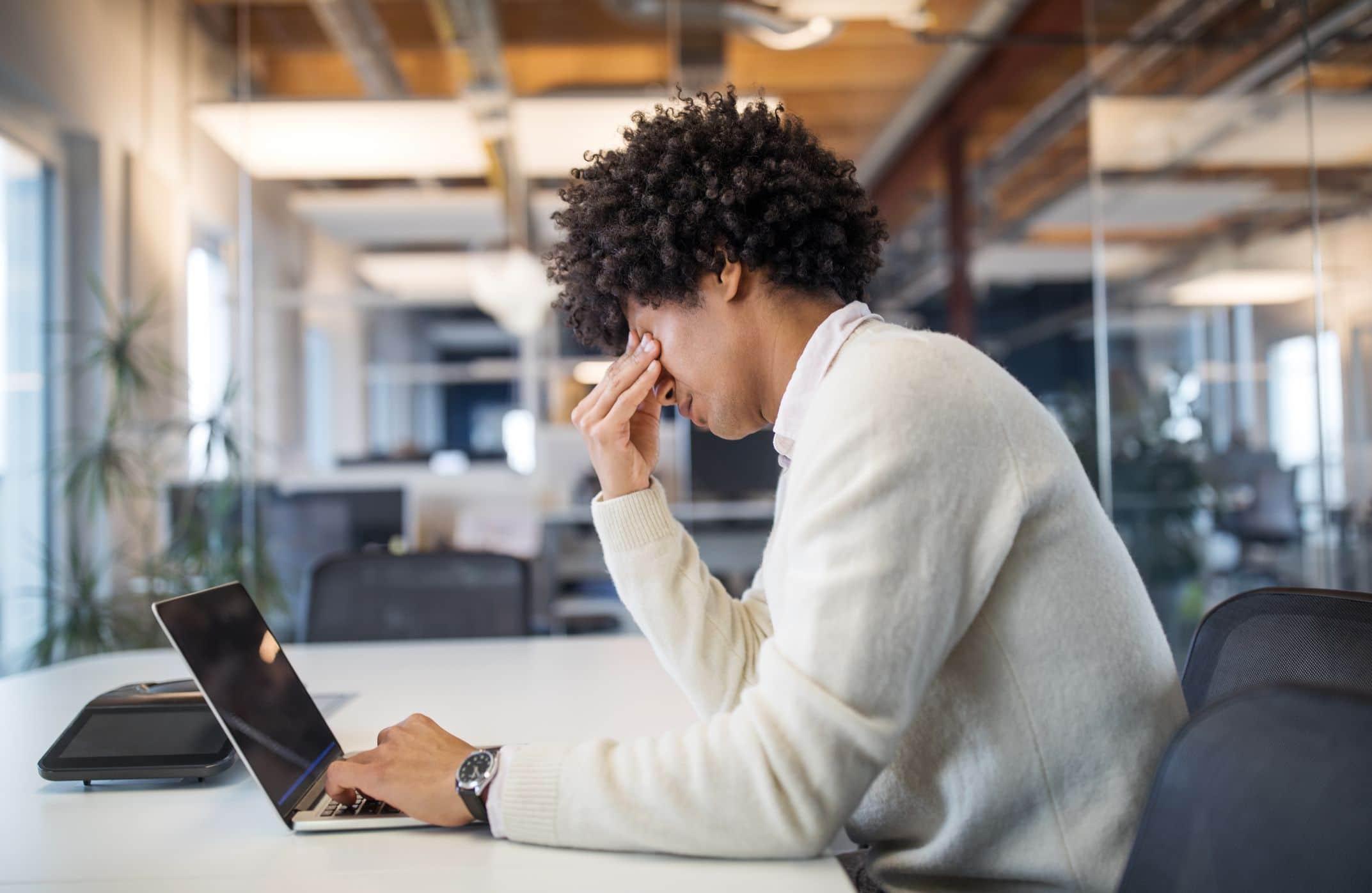 Saúde mental nas empresas