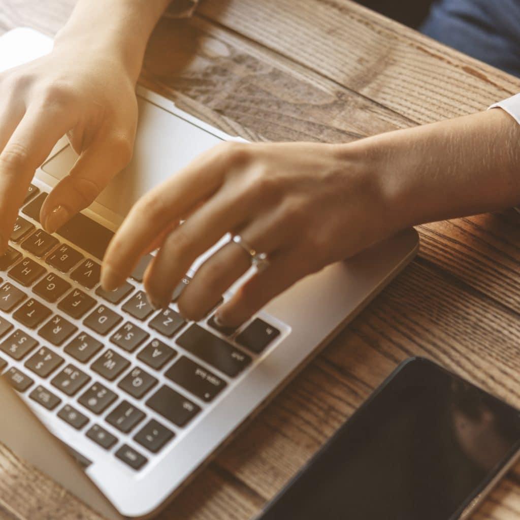 O sistema ERP é uma forma para se conectar com o seu cliente