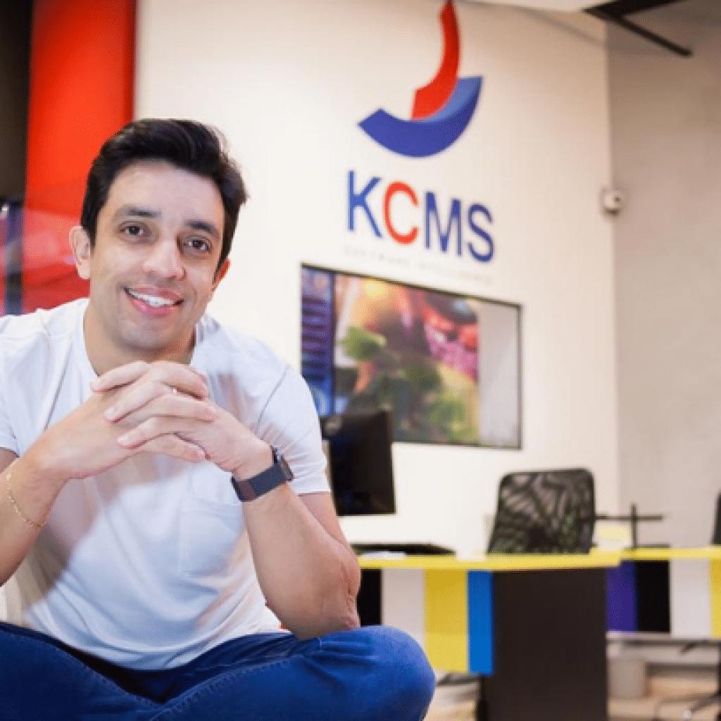 Kerler Chaves é CEO da KCMS e especialista em softwares para gestão de negócios