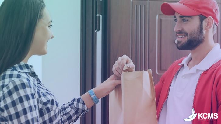 Você está tentando agilizar a entrega do delivery do seu restaurante?