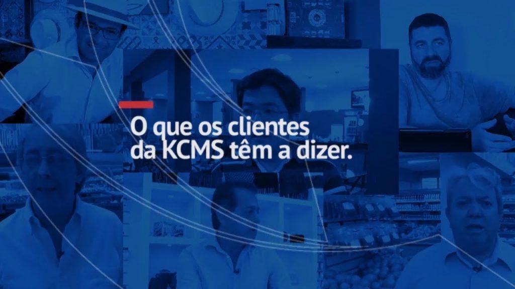 Veja o que o cliente KCMS tem a dizer!