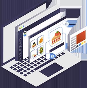 Cardápio digital online delivery - passo 02