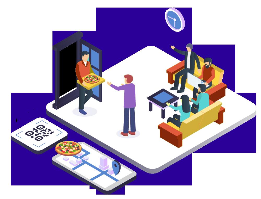 Cardápio digital online delivery - passo 03